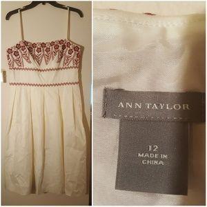 Ann Taylor Size 12 Dress somewhat formal
